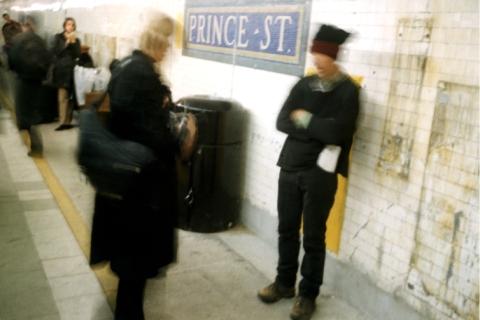 barker. prince street station