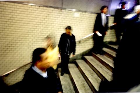 midway. shinjuku station tokyo
