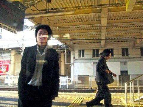 outside of Himeji