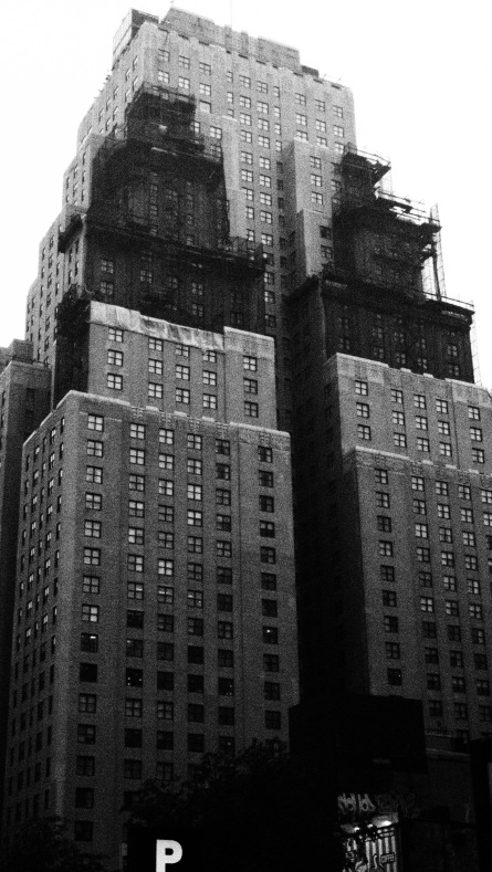 The New New Yorker Hotel, Again, New York New York